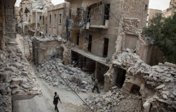 UN Appeals for Passage of Aleppo Aid