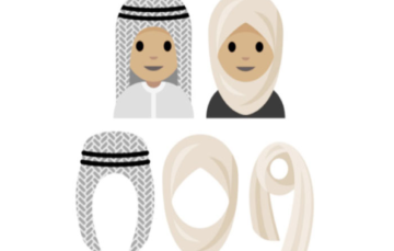 Saudi Teenager Pitches Idea for Hijab Emoji