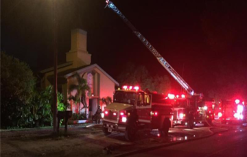US: Florida mosque set on fire during Eid al-Adha