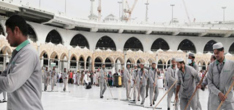 Hajj2016 – Spic & Span and Ready to go!