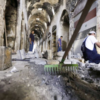 War-ravaged ancient market slowly reemerges in Homs - Syria