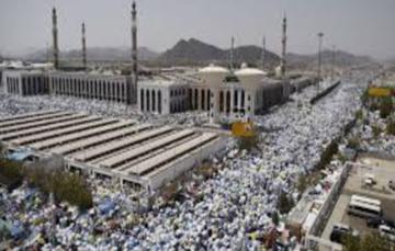 #Hajj2016 – Khutbah at the Plains of Arafah