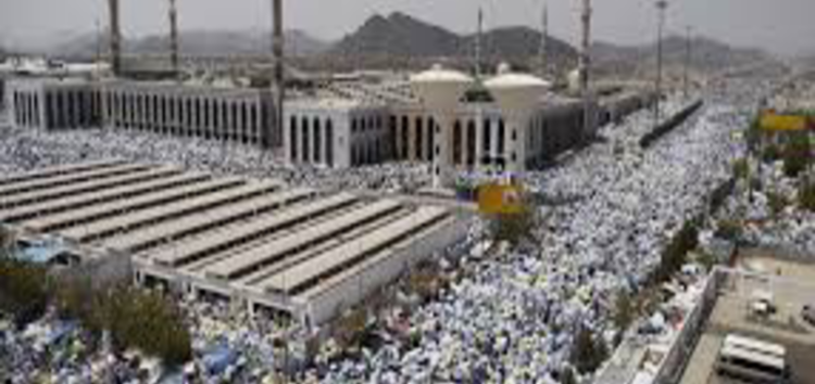 #Hajj1437 – Over 1.3m Arrive In the Holy Lands