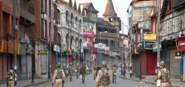 Deadly violence roils Indian Kashmir on Eid