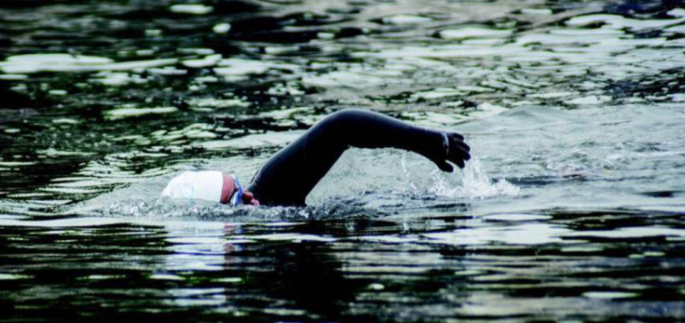 Swimming feat by Saudi woman to highlight plight of Syrian orphans