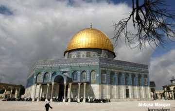 Jordanian killed before realizing Al Aqsa dream