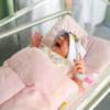 Born in Mina, she has been named Mina!
