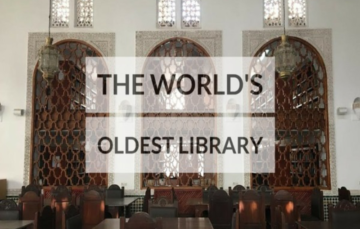 Fez: the oldest library triumphantly reopens