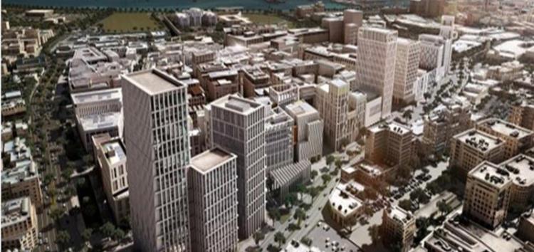 Qatar planning $5bn 'Wall Street-like' business hub