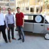 Palestinian Students Build Solar-Powered Car to Combat Israeli Fuel Blockade