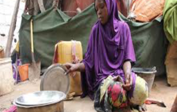 Serious Concern of Drought As 40 Percent of Somalis Don't Have Enough Food to Eat