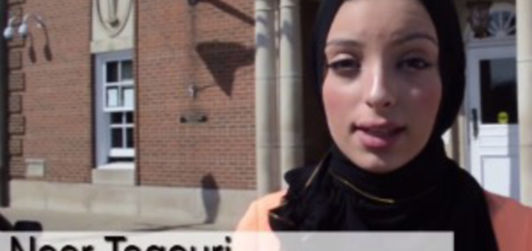 I fail to see why I should celebrate a hijab-wearing Muslim woman appearing in Playboy for the first time