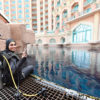 Meet Zainab, the scuba diver with one leg