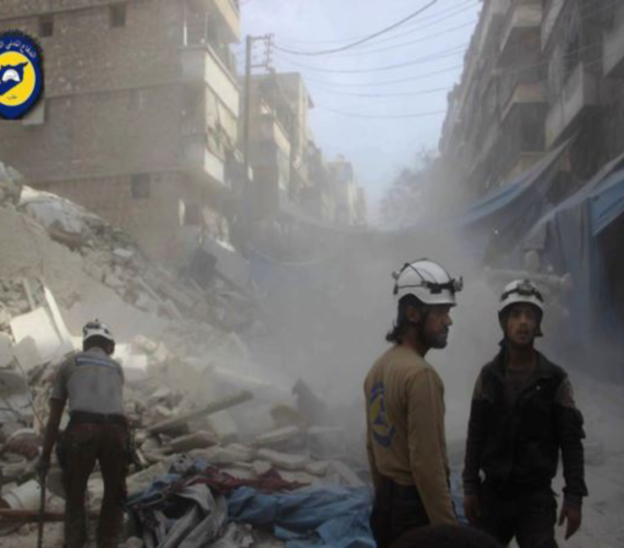 UN Top Rights Official Criticizes Inaction on Aleppo, Rise of Xenophobia