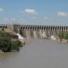 Dam levels are