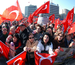 Turkey : Ankara bans public gatherings due to 'terror alert'