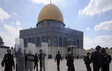 UNESCO adopts anti-Israel resolution on al-Aqsa Mosque
