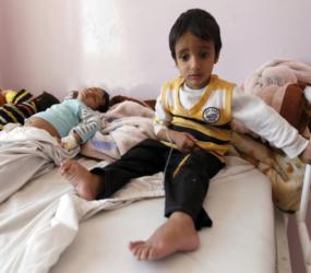 Cholera kills 9 in Yemen's Aden, as deadly disease spreads #YemenWar