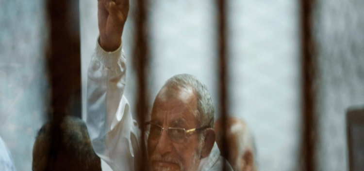 Egypt upholds life sentence for Muslim Brotherhood leader