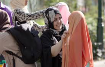 Hijab Challenge lets students experience a day as Muslims