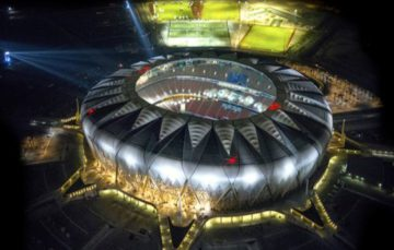 Saudi authorities announce foiling attack on Jeddah football stadium