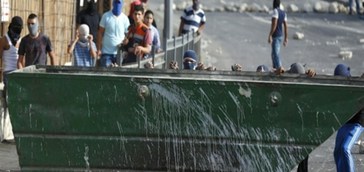 Isreali forces shoot, injure dozens on 4th day of violent raids into al- Ram
