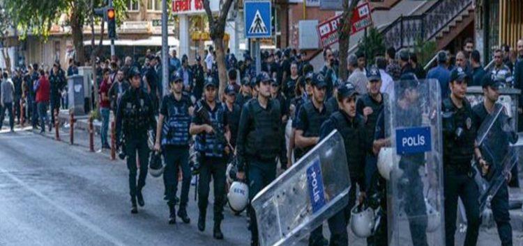Turkey – 10,000 civil servants sacked, media outlets shut