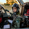Pakistans first ever female fighter Pilot