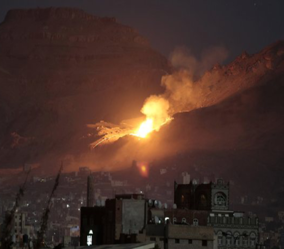 The US just bombed Yemen, and no one's talking about it!