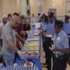 Mosque Serves Up Breakfast for 800 Police Officers
