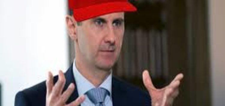 Assad says Trump a natural ally if he fights 'terror'#SyriaWar