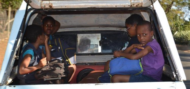 New road rules for SA: School bakkie transport, speed limits