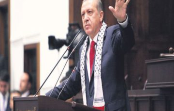 Erdogan: Protecting Jerusalem a Muslim obligation