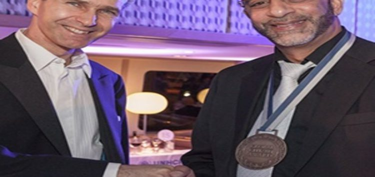 Dr Imtiaz Sooliman awarded prestigious Global Citizen Award