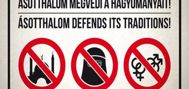 Hungarian Muslims slam town's ban on burkas & construction of mosques