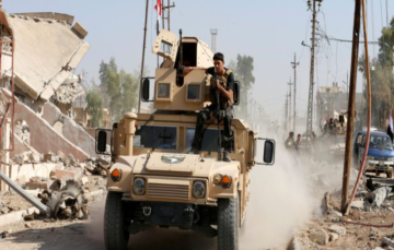 Iraqi forces only few kilometres away from Mosul