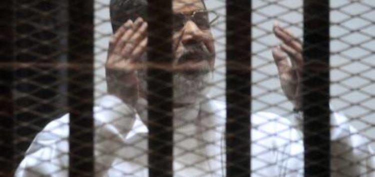 Egypt court overturns Mohamed Morsi's life sentence