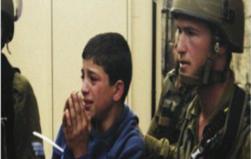 350 Palestinian minors held in Israeli jails: NGO