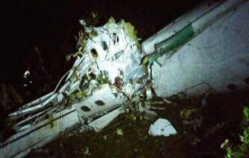 Colombia plane crash: 81 on board flight to Medellin
