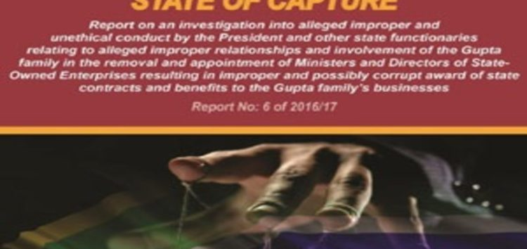 #StateCaptureReport: Key players, violations and what's next?