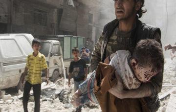 Syria – A story (as heard on Kaleidoscope)