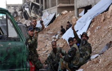 Syrian army makes 'significant gains' in Aleppo