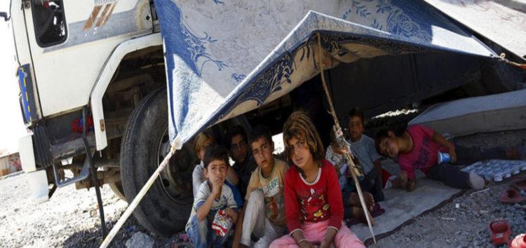 Syria a story – as heard on The Kaliedoscope