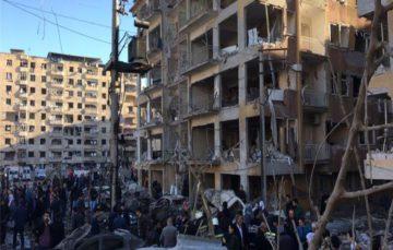 Several dead in blast in southeastern Turkey: minister