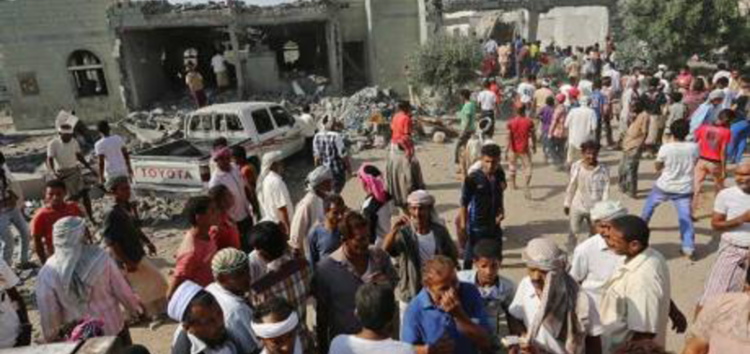 Yemen's Hodeida declared a disaster area