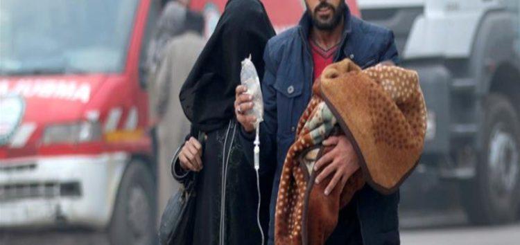 East Aleppo residents anxiously await evacuation