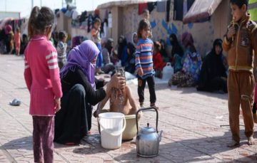'Catastrophic' water shortages for half a million in Mosul