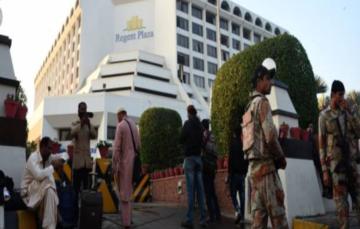 11 dead, 75 injured in Pakistan hotel fire