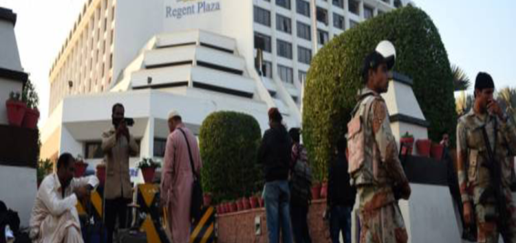 11 dead, 75 injured in Pakistan hotel fire