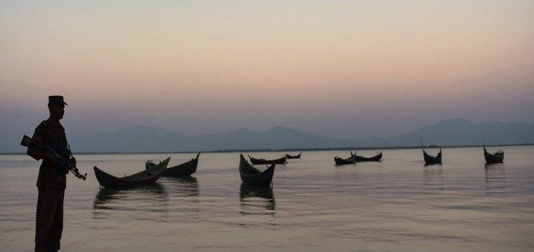 Dozens of Rohingya missing as boat sinks off Bangladesh